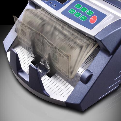 3-AccuBANKER AB 1100 PLUS UV liczarka do banknotów