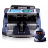 AccuBANKER AB 1100 PLUS UV/MG Contadores de billetes