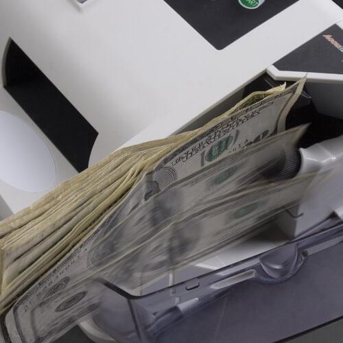 2-AccuBANKER AB 260 liczarka do banknotów