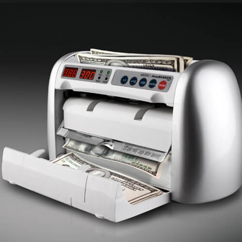 1-AccuBANKER AB 300 money counter
