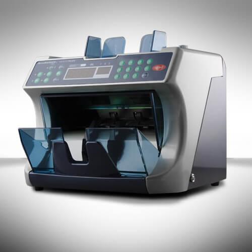 2-AccuBANKER AB 5000 PLUS liczarka do banknotów