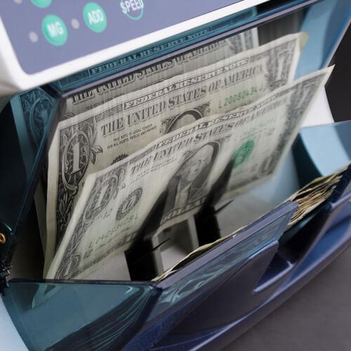 3-AccuBANKER AB 5000 PLUS liczarka do banknotów