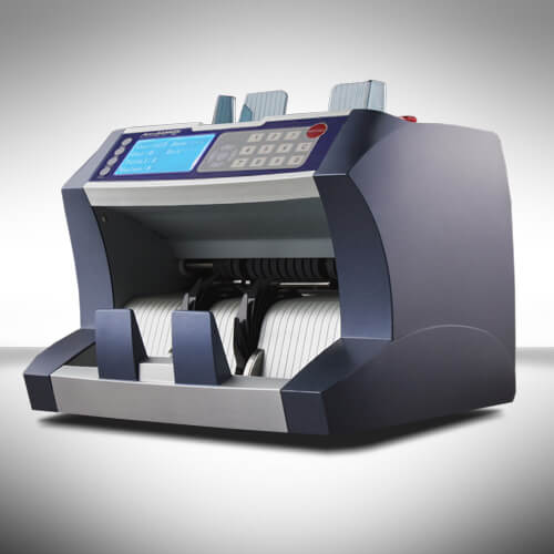 2-AccuBANKER AB 6000 money counter
