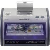 AccuBANKER LED430 Counterfeit detectors
